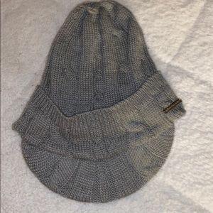 New Michael kors winter hat gray
